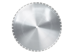 Floor saw blades cured concrete