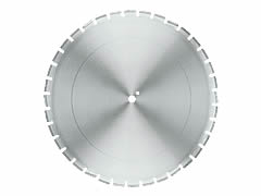 Floor saw blades asphalt
